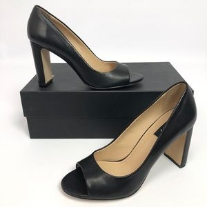 DKNY Womens Jade Pumps Black 6M